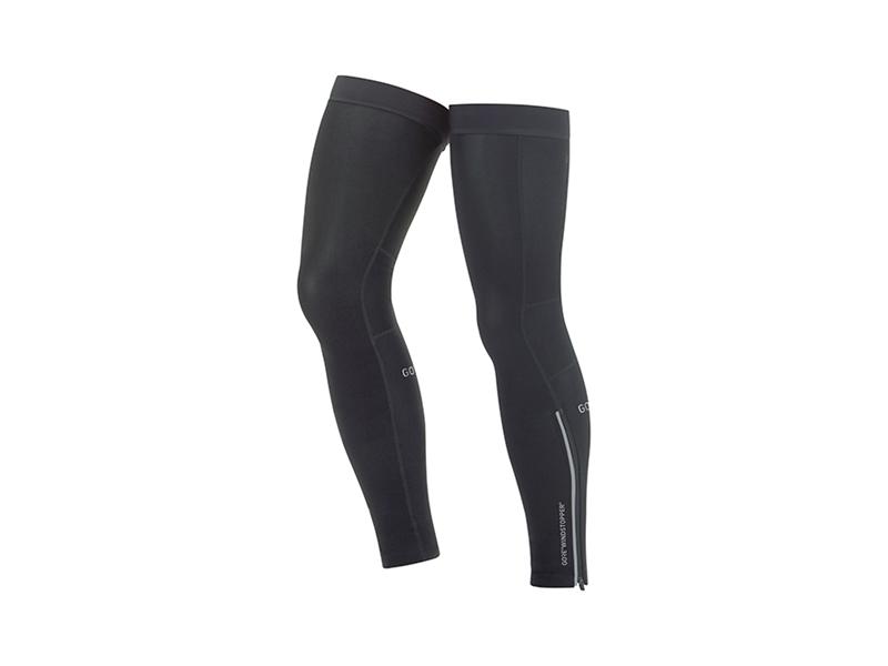 Gore C3 Gore Windstopper® Leg Warmers Svart Xl