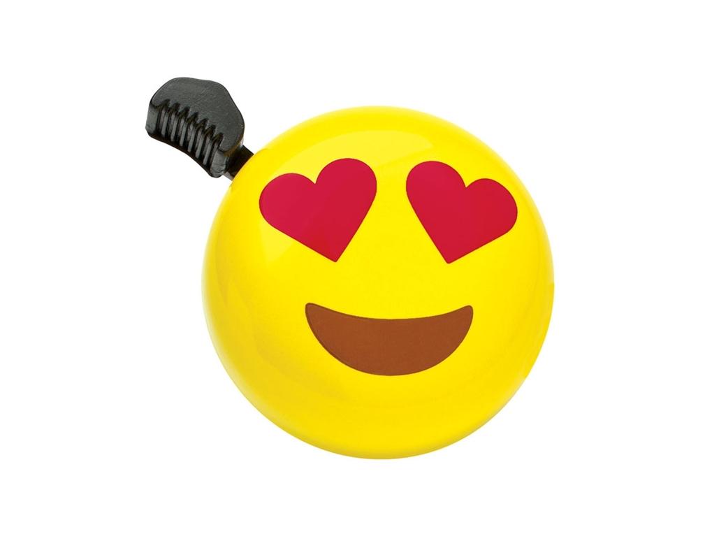Bontrager Bell Domed Ringer Emoji
