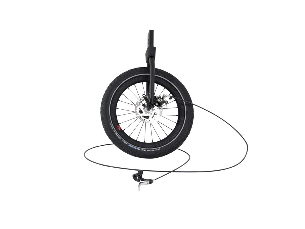 Hamax Outback Jogger Kit (Incl. Brake & Wire) Black