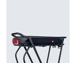 Fahrer Batteriskydd Universal Pakethållare