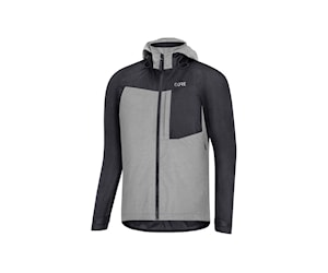 Gore C5 Gore-Tex Trail Hooded Jacket Svart L
