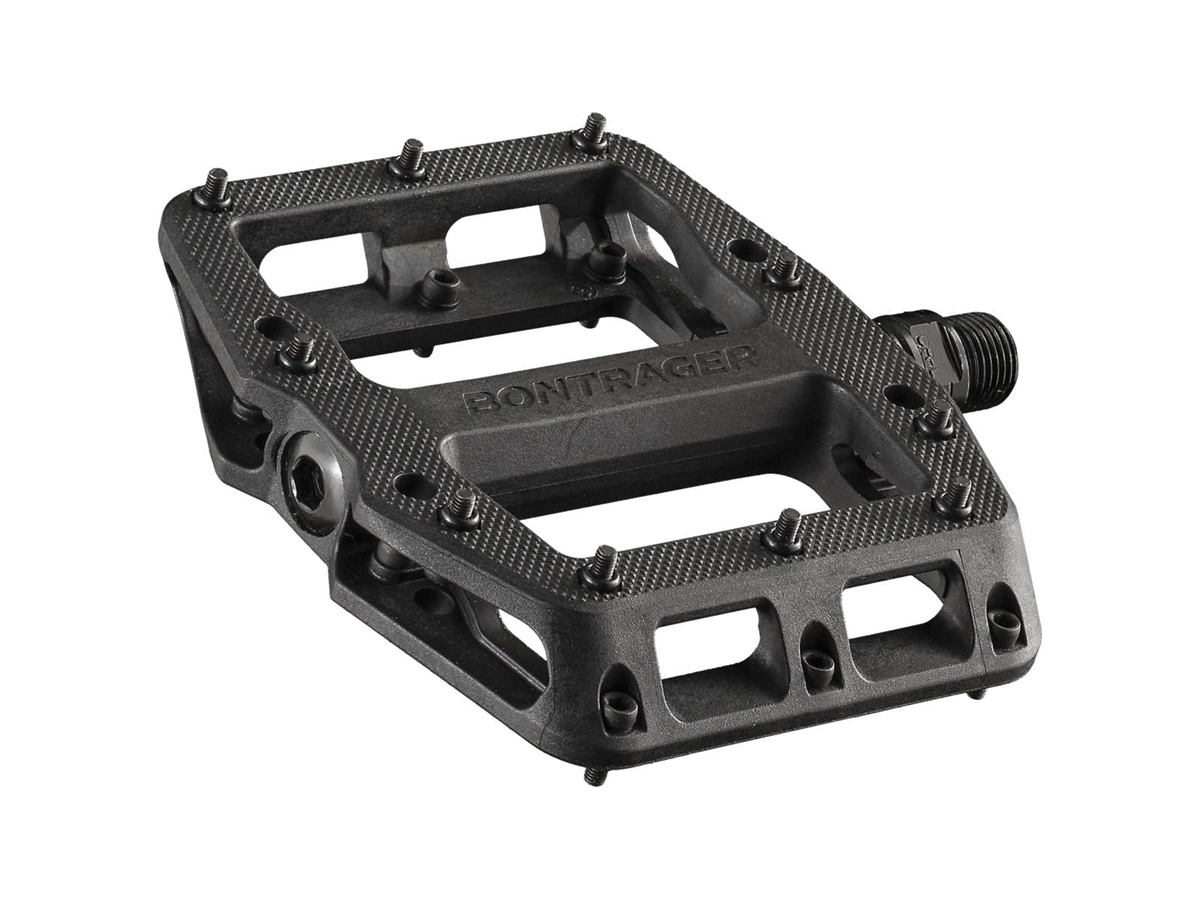 Bontrager Line Elite Pedal Black Satin