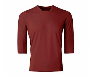 7Mesh Optic Shirt 3/4 Röd XL